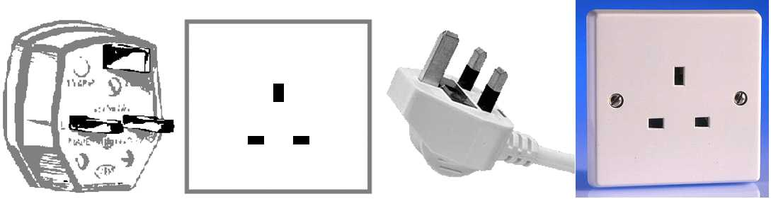 type C plug and outlet
