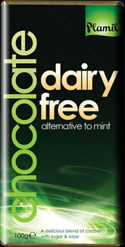 Mint chocolate 100g - gluten free