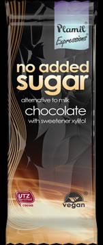 No added sugar chocolate 35g - gluten free