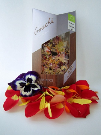 Bouquet of organic dried flowers 4g Gouchi