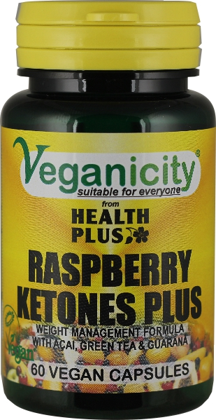 Raspberry Ketones Plus