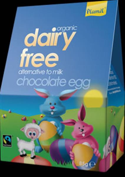 Dairy free chocolate egg - Gluten free