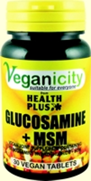 Glucosamine HCL + MSM