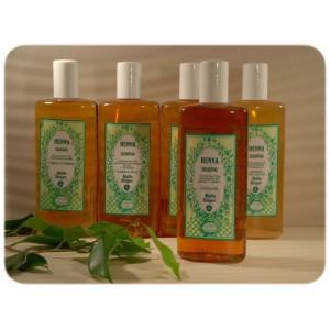 Henna shampoo for frequent washing 250ml - Radhe Shyam