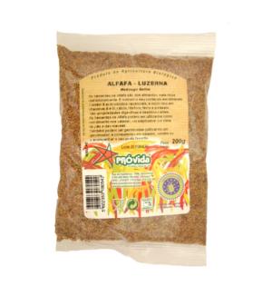 Alfalfa seeds BIO 200g