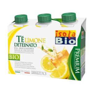 Lemon Iced Tea Premium BIO - 3 x 200 ml