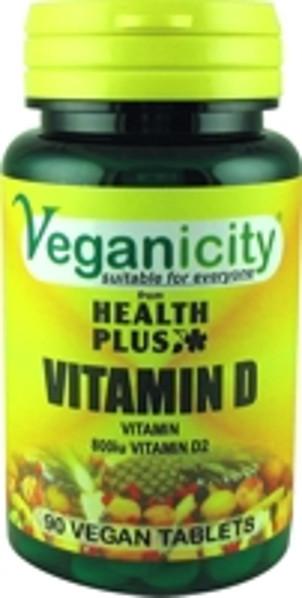 Vitamin D2 20ug