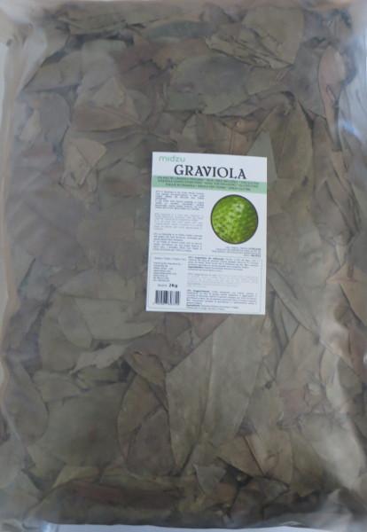 Graviola leaves Midzu 2 Kg