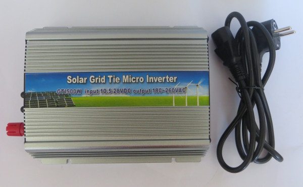 Grid-tied Inverter 500 W