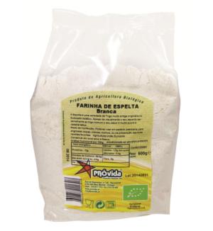 Organic White Spelt Flour Próvida 500g