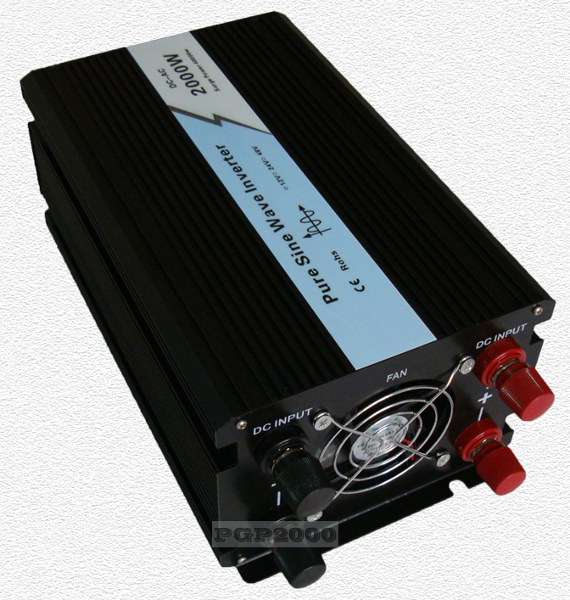 Off-grid pure sine Inverter 2KW
