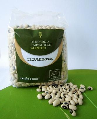 Organic Black Eyed Peas 500g Herdade de Carvalhoso