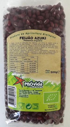 Organic Azuki bean 500g