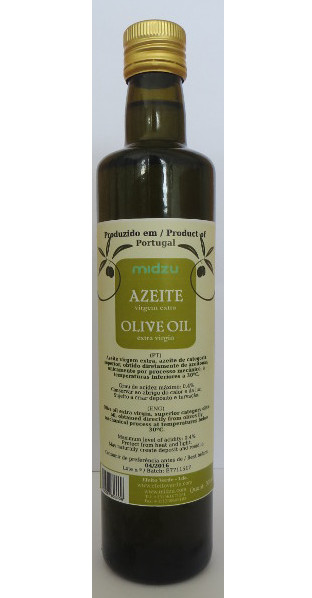 Olive Oil extra virgin 500ml