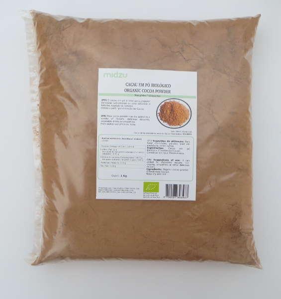 Organic cocoa powder 1Kg