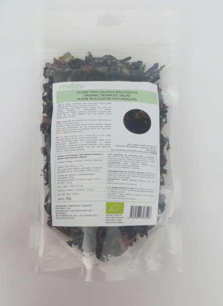 Organic seaweed salad Midzu 50 g