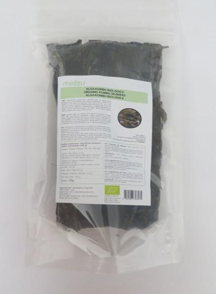Organic Kombu seaweed Midzu 50 g