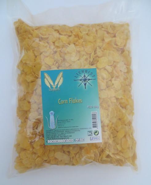 Organic corn flakes 350 g
