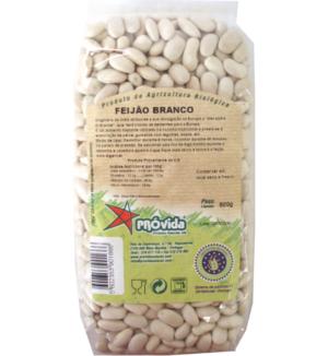 Organic White Beans 500g