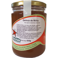 Organic corn jelly 520g