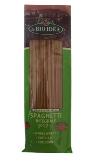 Whole spaghetti 500g