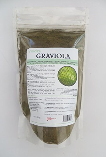Graviola leaf powder 200 g