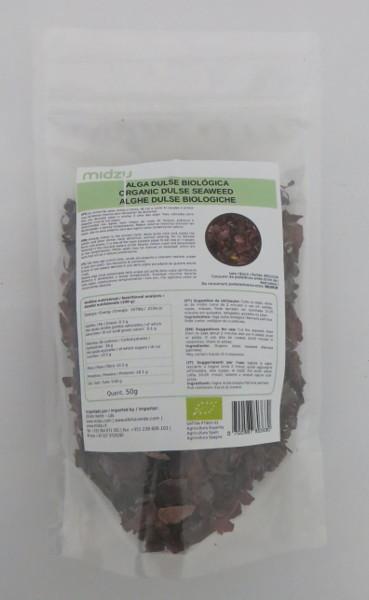 Organic Dulse Seaweed Midzu 50 g