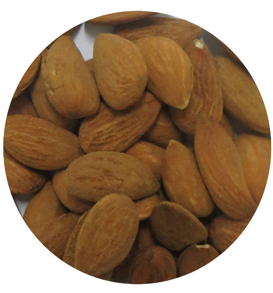 Organic almond with skin Midzu 1 Kg