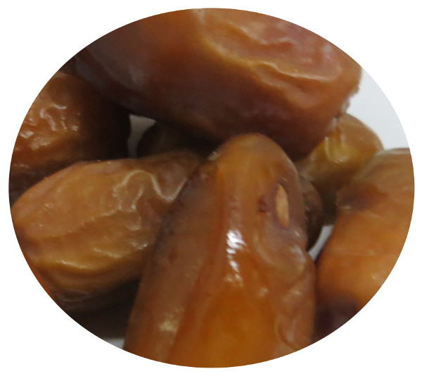 Organic dried dates Midzu 1 Kg