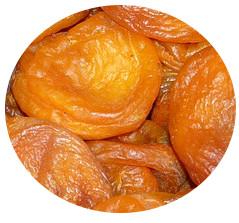 Organic dried Apricots Midzu 1 Kg