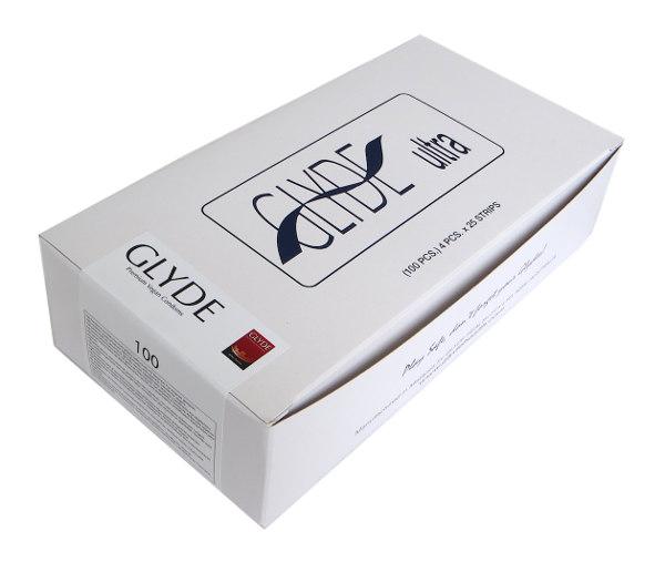 Transparent Ultra Condoms Glyde (100 pc.)