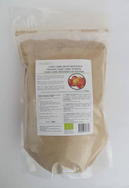 Organic Camu Camu powder Midzu 500 g