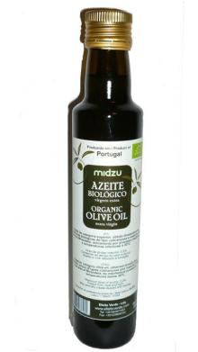 Organic Olive Oil extra virgin 250ml (glass bottle)