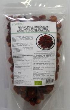 Organic Inca Berries 200g