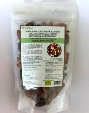 Organic Raw Cacao beans 200g